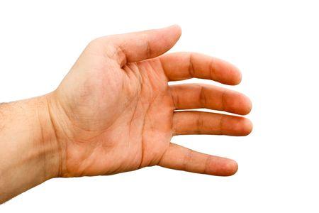 hand Stock Photo - 6555825