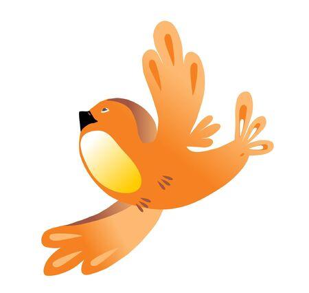 bird Stock Vector - 7925015