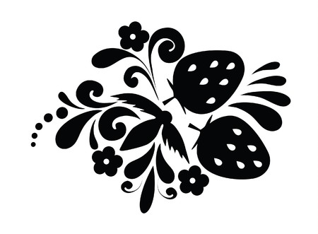 pattern tattoo Vector