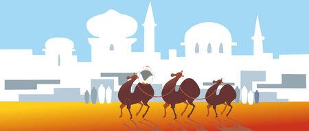 convoy: camels