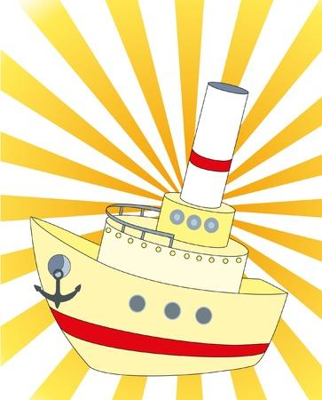 steamship: stoomschip