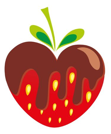 Słodkie jagód miłości