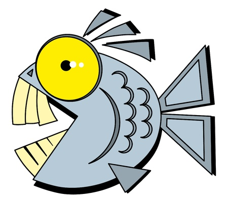 fish Stock Vector - 10200147
