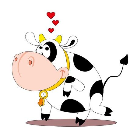 cow Stock Vector - 10200150