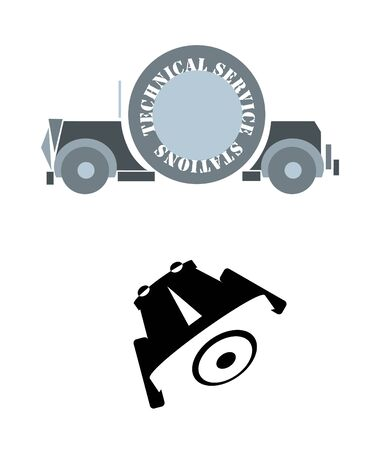 illustration: Auto Stock Vector - 14068643