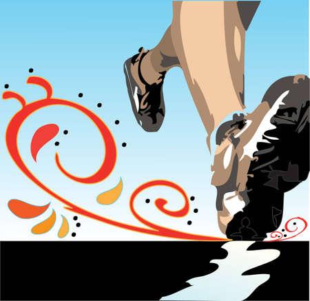 jogger: Jogger shoes