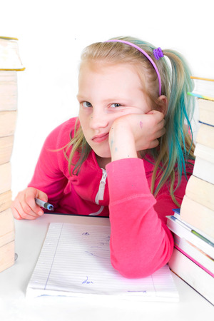 ead: Teeanger is overwhelmed with school