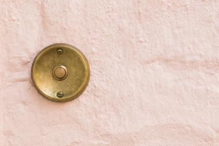 Old vintage door bell