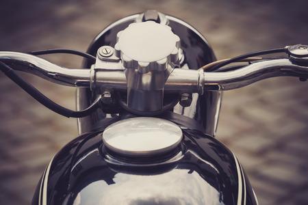 handlebars: motorcycle handlebar