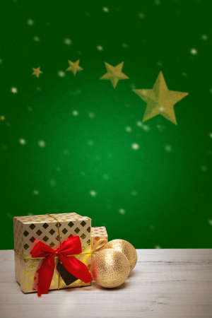 advent time: advent time or Christmas card with festive background and copyspace Stock Photo