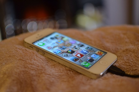 pillows: iPhone charging