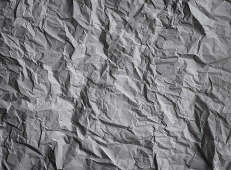 creasy: Crumpled wrapping paper background, detail