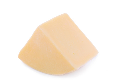 cheez: Cheese isolated on a white background Stock Photo