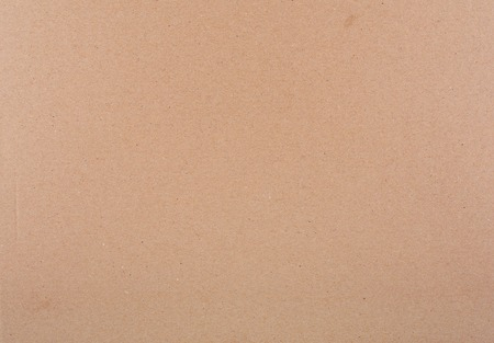 Cardboard texture for background, detail Standard-Bild