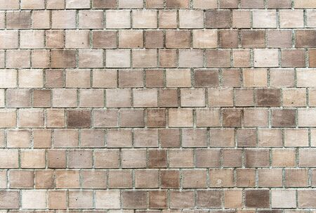 vintage background: Vintage brick texture for background Stock Photo