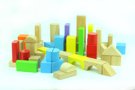Toy City Blocks