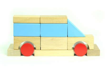 Toy blocks van Stock Photo
