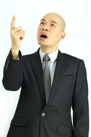 Asian businessman in suit Stock Photo - 12935003
