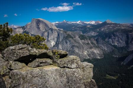 Half Dome, Yosemite photo