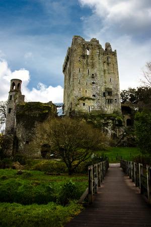 irish history: Blarney Castle, Cork, Ireland