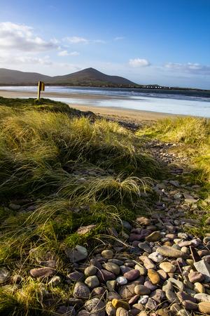 dingle: Dingle Beach, County Kerry, Ireland