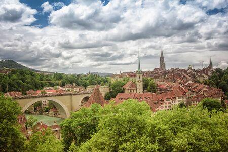 View over Bern, Switzerland