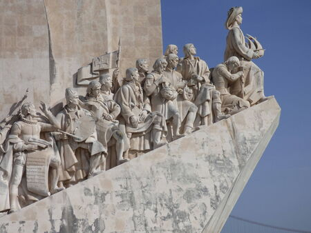 discoveries: Monument to the discoveries, Lisbon