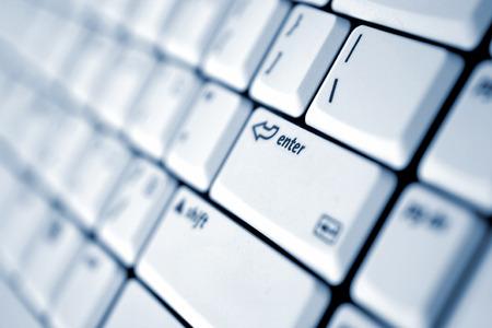 Incorpore la llave en telclado numérico Foto de archivo - 1574762