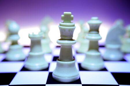 Chess pieces Stock Photo - 1598365