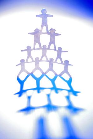 manos unidas: Equipo de apoyo