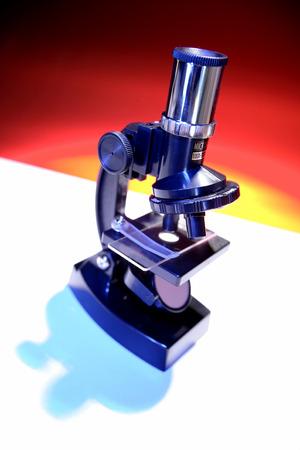 Microscope Stock Photo - 1622823