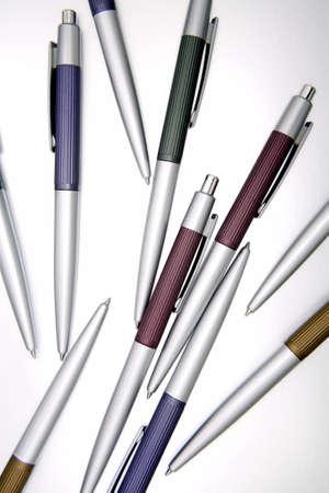 ballpoint: Ballpoint pens