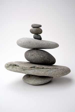 Balanced stones Stock Photo - 1639228