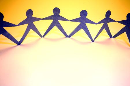 friend nobody: Team bonding Stock Photo