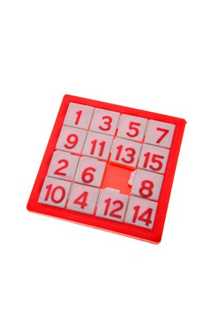 Numbers game Stock Photo - 2150805