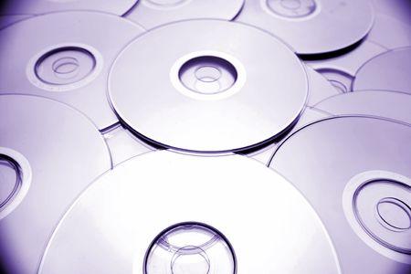 megabytes: Compact discs