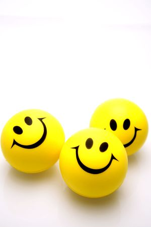 zeal: Three smiley faces