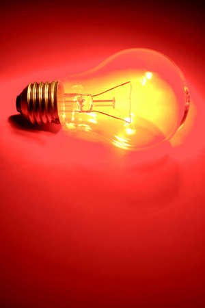 Lightbulb photo