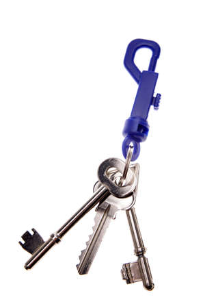 keyring: Three keys on keyring
