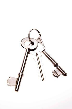 keyring: Three keys on keyring isolated