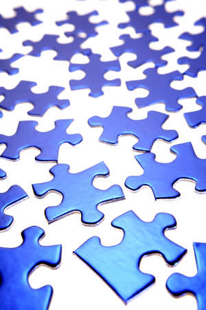 Jigsaw puzzle pieces Stock Photo - 2246331