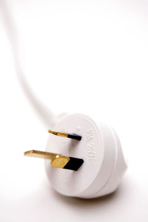 Electrical plug Stock Photo - 2300884