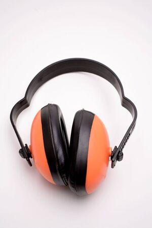 protectors: Ear protectors Stock Photo