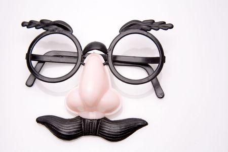 funny glasses: Funny glasses