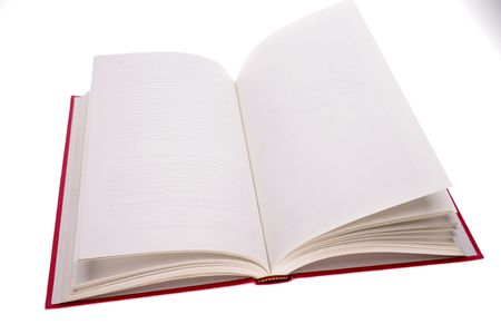 Open book Stock Photo - 2381986