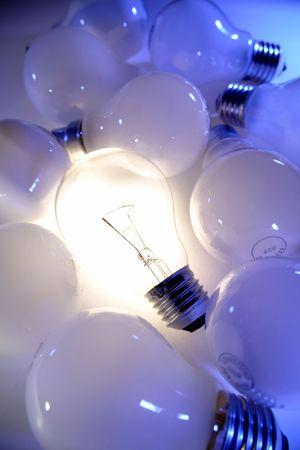 Lightbulbs Stock Photo - 2425031