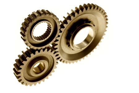 Metal gears Stock Photo - 2908031