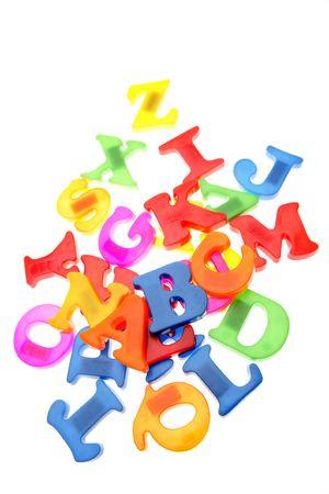 Alphabet letters Stock Photo - 3508121