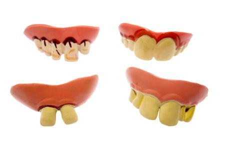 the novelty: Novelty teeth