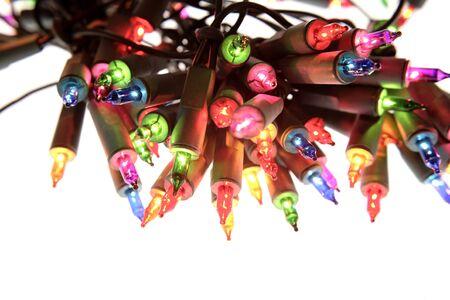 Christmas lights Stock Photo - 4039181